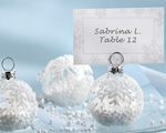 snow flake ornaments