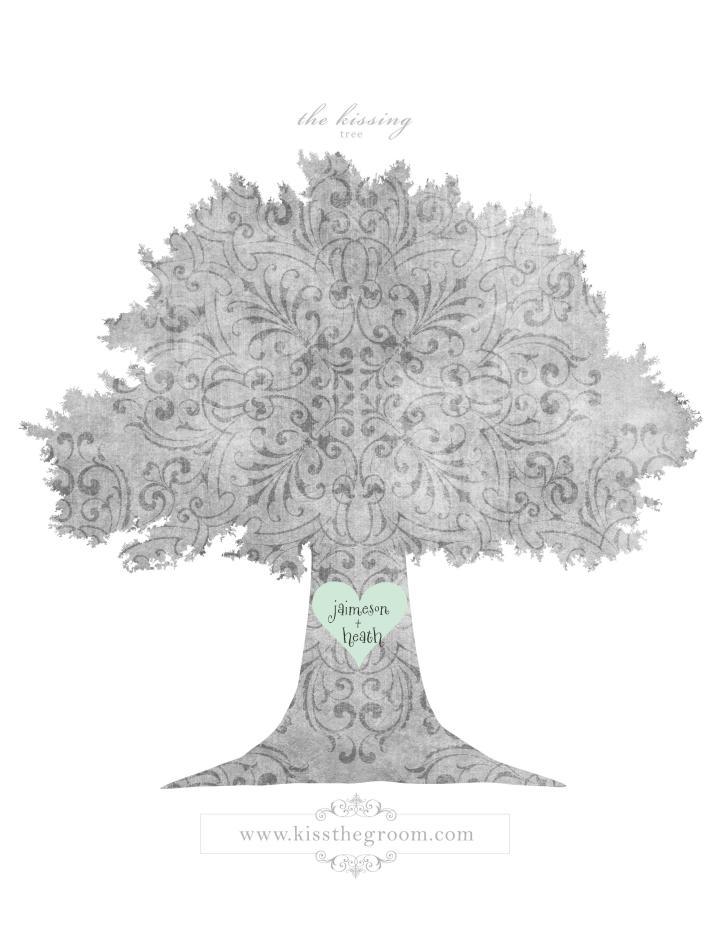 kissing-tree