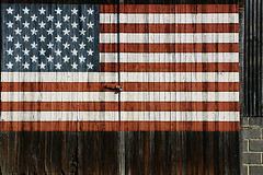 american flag - flickr gabegall