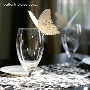 timeless paper - butterfly
