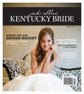 Kentucky Bride magazine - Winter 2010